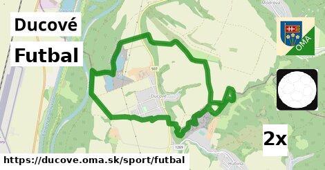 ilustračný obrázok k Futbal, Ducové