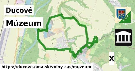 múzeum v Ducové
