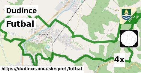 futbal v Dudince