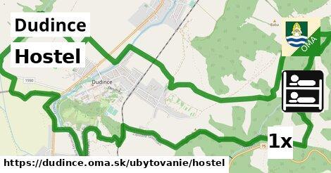 hostel v Dudince