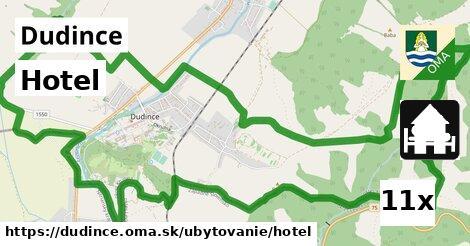 hotel v Dudince