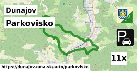 ilustračný obrázok k Parkovisko, Dunajov