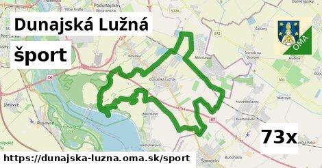 šport v Dunajská Lužná
