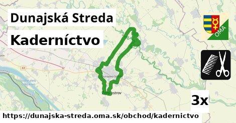 ilustračný obrázok k Kaderníctvo, Dunajská Streda