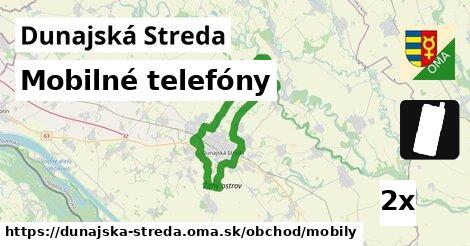 ilustračný obrázok k Mobilné telefóny, Dunajská Streda
