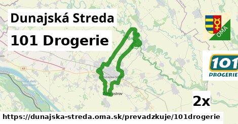 101 Drogerie v Dunajská Streda