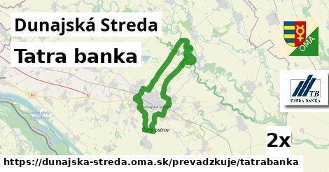 Tatra banka v Dunajská Streda