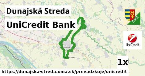 UniCredit Bank v Dunajská Streda