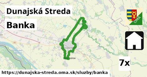 ilustračný obrázok k Banka, Dunajská Streda