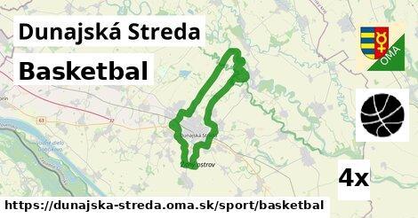 basketbal v Dunajská Streda