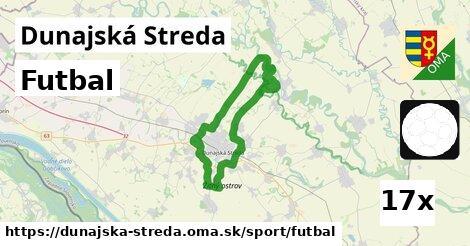 ilustračný obrázok k Futbal, Dunajská Streda