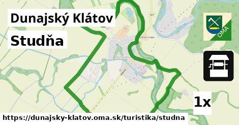 ilustračný obrázok k Studňa, Dunajský Klátov