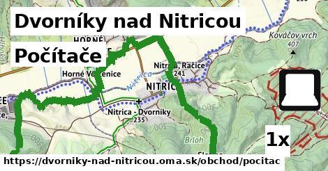 počítače v Dvorníky nad Nitricou
