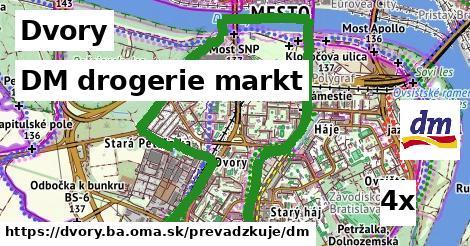 DM drogerie markt v Dvory