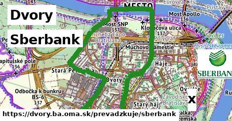 Sberbank v Dvory