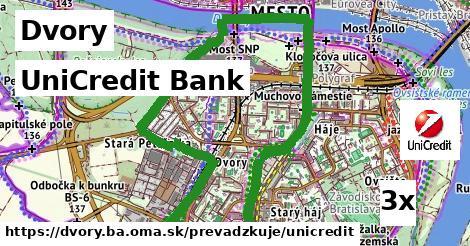 UniCredit Bank v Dvory