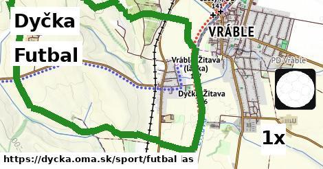 futbal v Dyčka