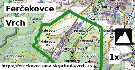 vrch v Ferčekovce