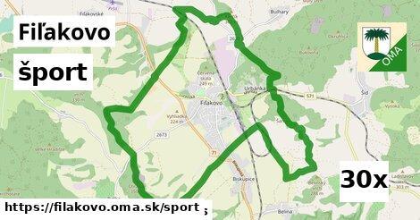 šport v Fiľakovo