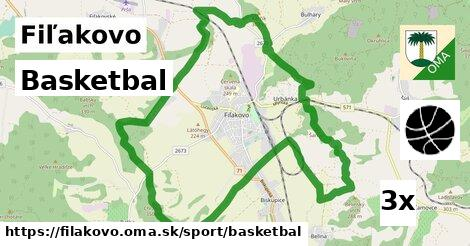 basketbal v Fiľakovo