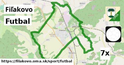 ilustračný obrázok k Futbal, Fiľakovo