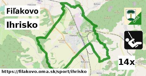 ilustračný obrázok k Ihrisko, Fiľakovo