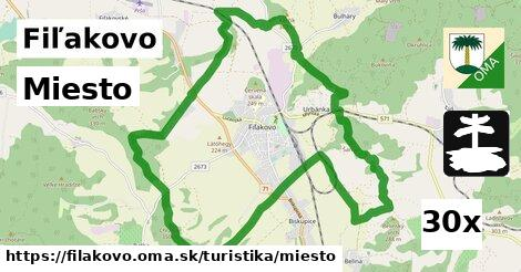 ilustračný obrázok k Miesto, Fiľakovo