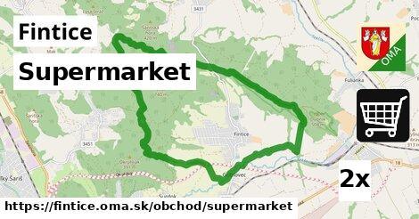 supermarket v Fintice