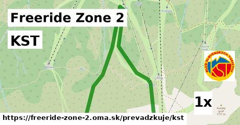 KST v Freeride Zone 2