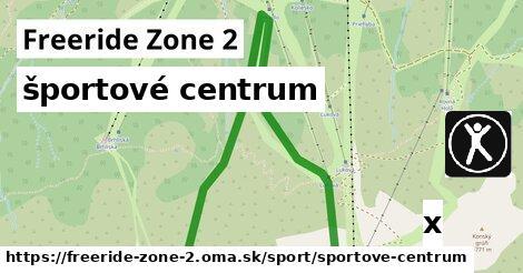 ilustračný obrázok k športové centrum, Freeride Zone 2