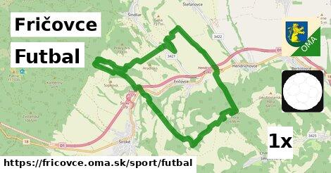 ilustračný obrázok k Futbal, Fričovce