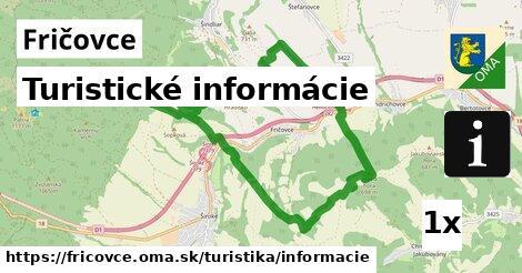 ilustračný obrázok k Turistické informácie, Fričovce