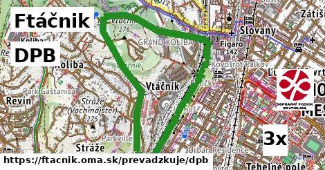 DPB v Ftáčnik