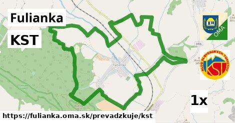 ilustračný obrázok k KST, Fulianka