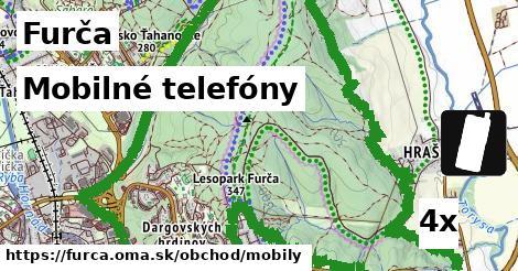 mobilné telefóny v Furča