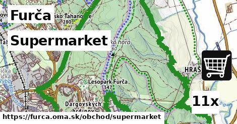 supermarket v Furča