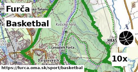 basketbal v Furča