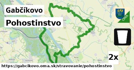 ilustračný obrázok k Pohostinstvo, Gabčíkovo
