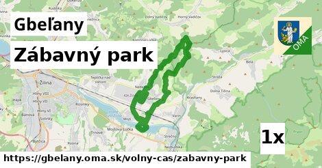 ilustračný obrázok k Zábavný park, Gbeľany