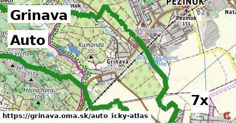 auto v Grinava