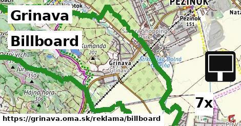billboard v Grinava