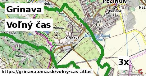 voľný čas v Grinava