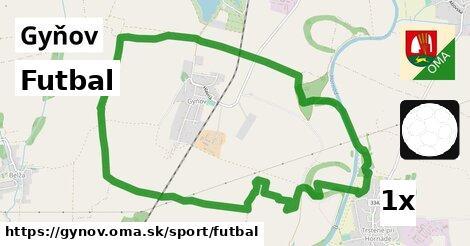ilustračný obrázok k Futbal, Gyňov