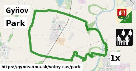 ilustračný obrázok k Park, Gyňov