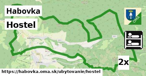 hostel v Habovka