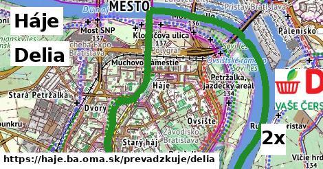 Delia v Háje