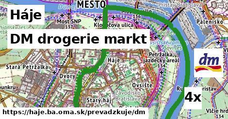 DM drogerie markt v Háje