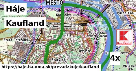 Kaufland v Háje