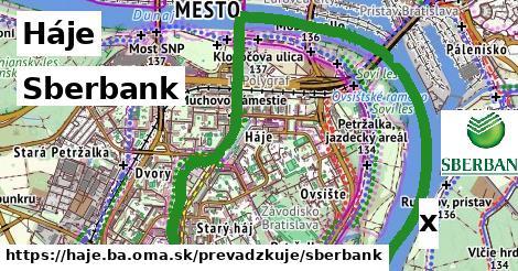 Sberbank v Háje