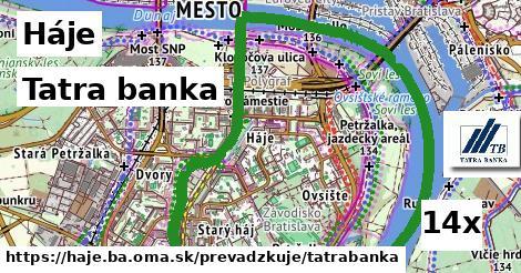 Tatra banka v Háje